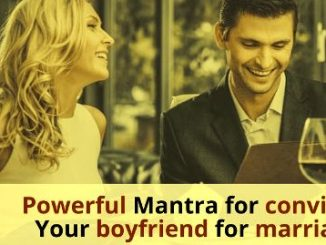 How To Convince Boyfriend For Love Marriage